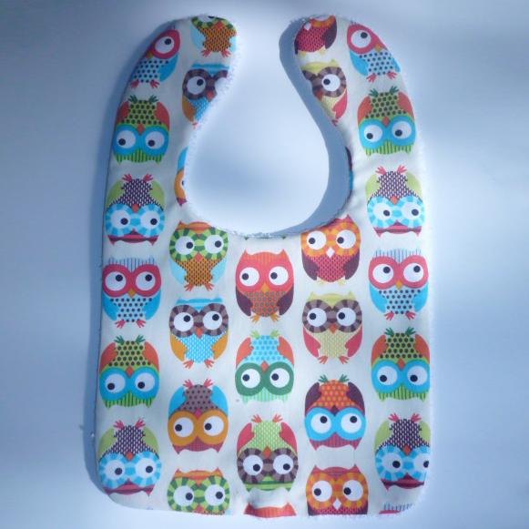 Bib - owl