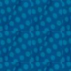 Blue spotty fabric