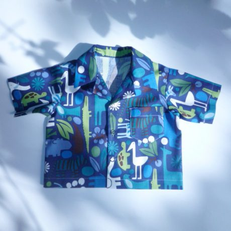 Boys shirt - Jungle